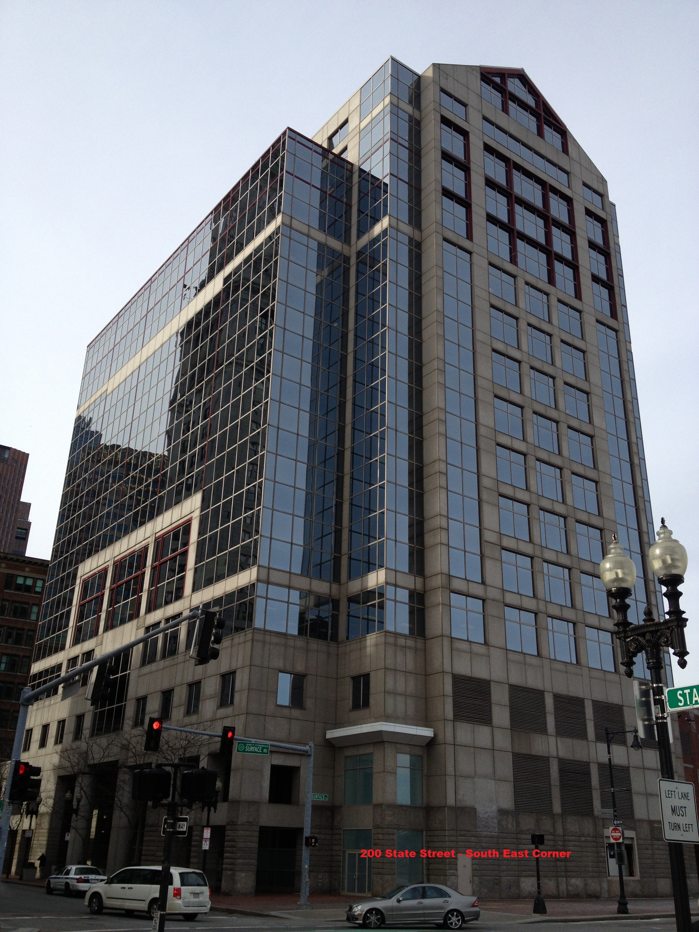 200 State Street in Boston, MA